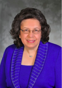 Picture of Mary-Breaux-Wright, nternational President Zeta Phi Beta Sorority, Inc.